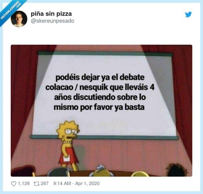 colacao,debate,nesquik