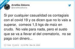 Enlace a Id cogiendo palomitas, por @arratikozekorra
