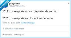 Enlace a Hasta los futbolistas se pasan al digital por @supermanumolina