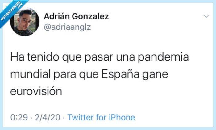 españa,eurovision,ganar