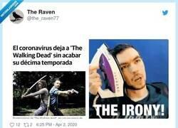 Enlace a Ironías del destino, por @the_raven77