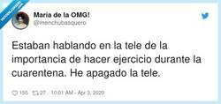 Enlace a De verdad que solo saben dar malas noticias, por @menchubasquero