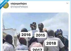 Enlace a Si el 2020 fuera una imagen, por @viejospellejos