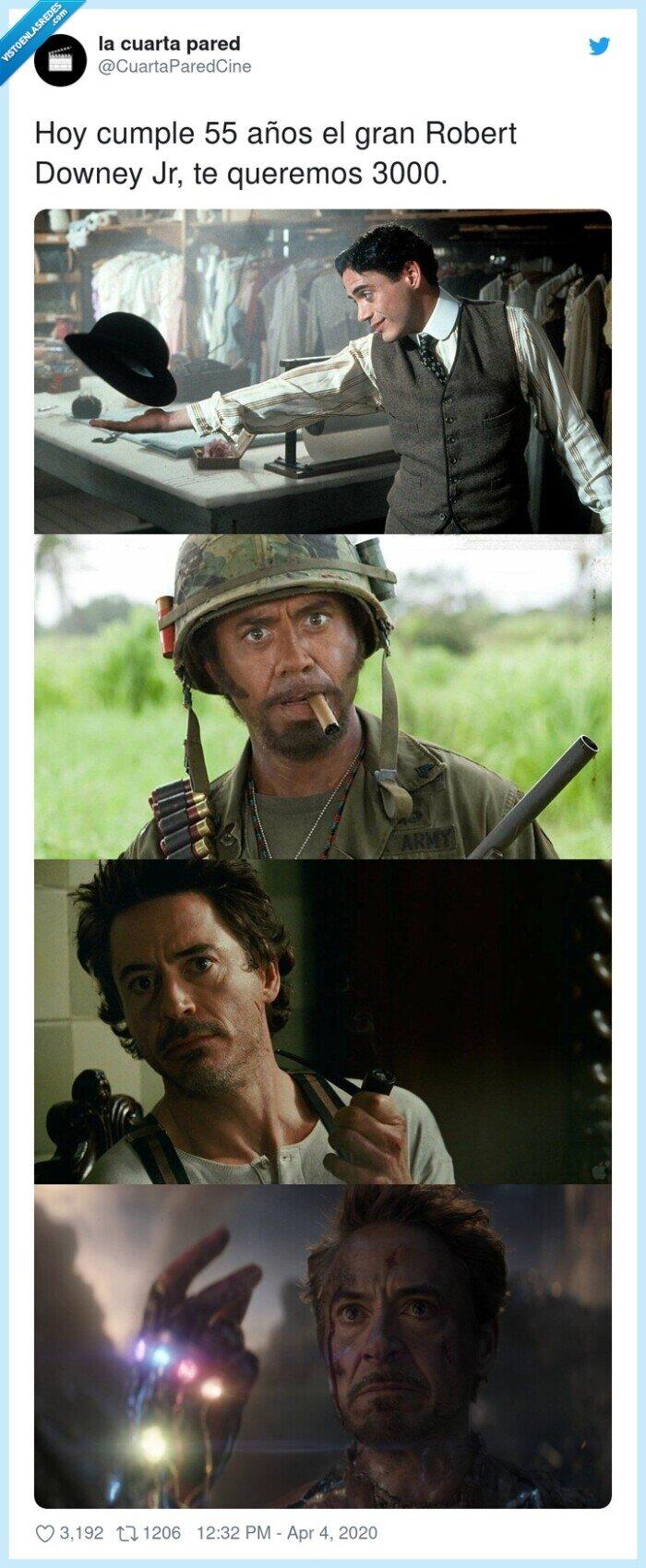 años,cumple,Downey,gran,queremos,Robert