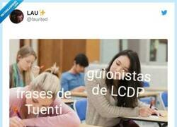 Enlace a El destino, por @laurited