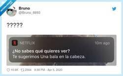 Enlace a Joder Netflix, que yo tenía esperanza , por @Bruno_8893