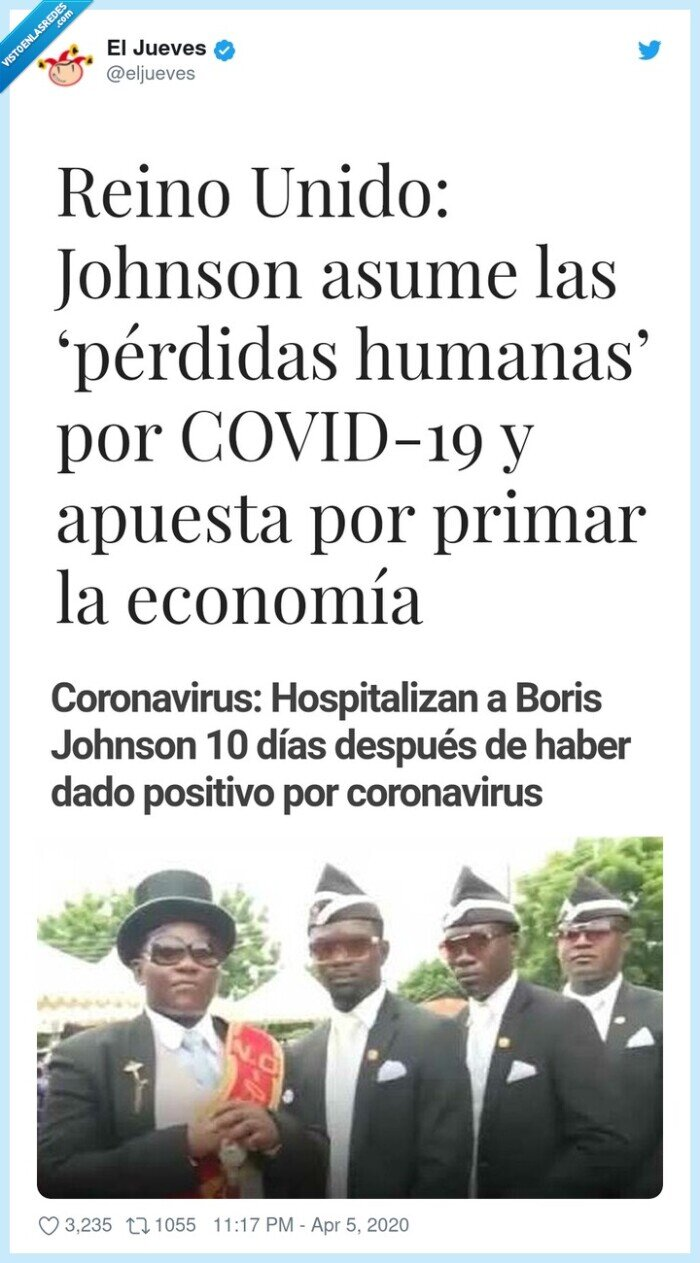 boris johnson,covid,karma,uk
