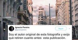Enlace a Vox sobrepasa todos los límites y manipula una foto de la Gran Vía con féretros para criticar al Gobierno