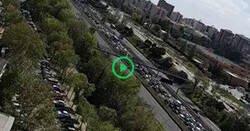 Enlace a Vergüenza absoluta: Así está ahora mismo la salida de Madrid, operación Semana Santa