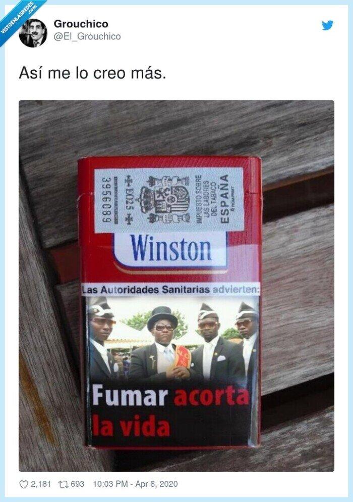 coffin,fumar,negros,paquete,tabaco