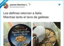 Enlace a ¡Bieeeeen, las galletas de mantequilla han vuelto!, por @JuanseSanchezL