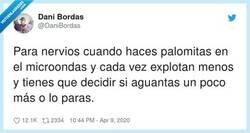 Enlace a Es que esos segundos son críticos, si te precipitas se quedan un montón sin hacer, por @DaniBordas