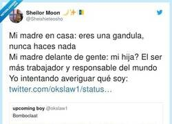 Enlace a Quién entiende a las madres, por @Sheishieteosho