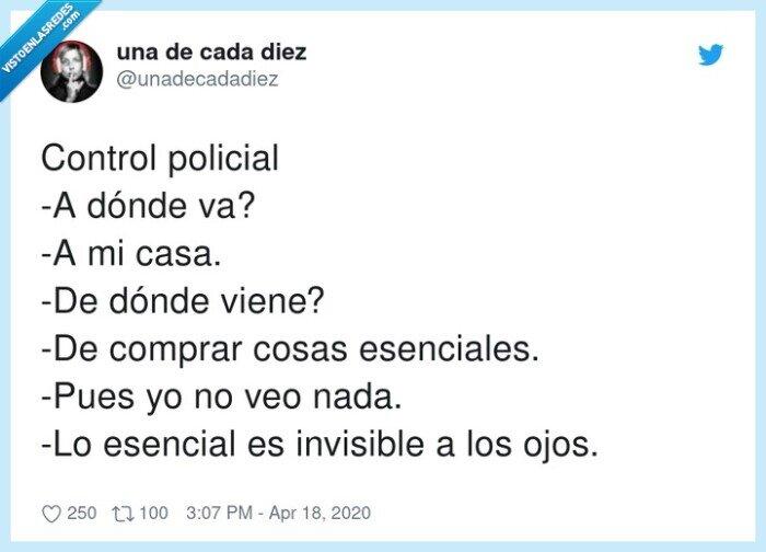 comprar,control,esencial,esenciales,invisible,policial