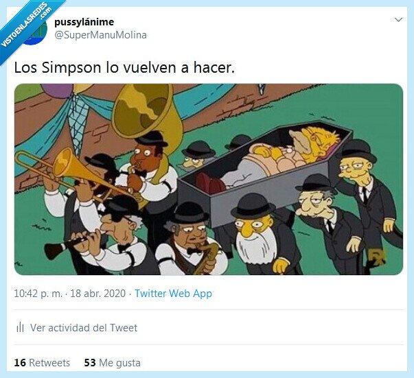 ataúd,los simpson,meme,negros