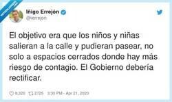 Enlace a Vaya, ¿ahora que Errejón podría ir al Mercadona no quiere?, por @ierrejon