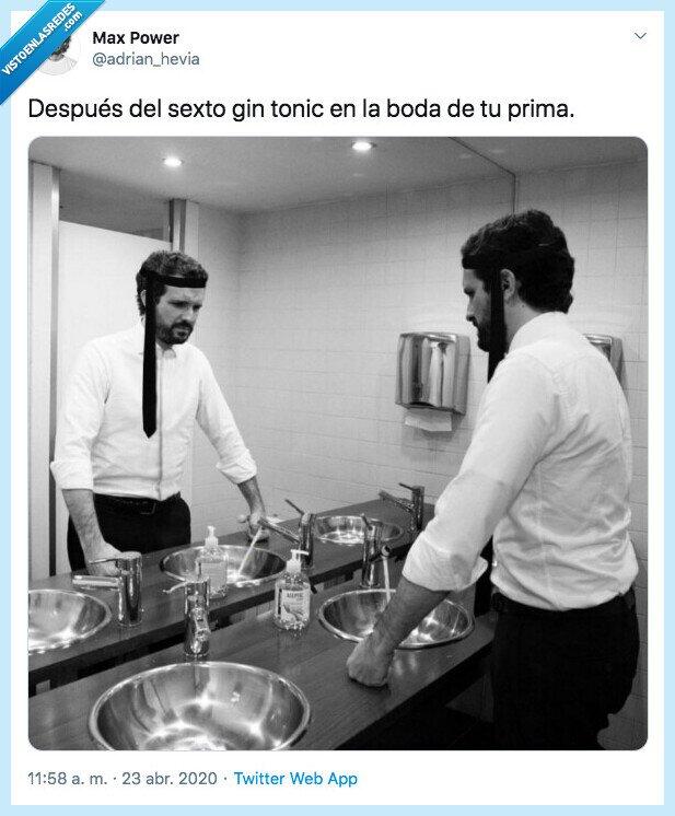 barra libre,boda,corbata,Pablo Casado,twitter