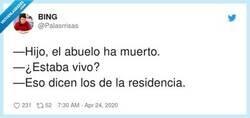 Enlace a Es más triste que gracioso pero es la realidad, por @Palasrrisas