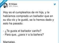 Enlace a No hay nada igual a la sinceridad de un niño, por @El_Gripao