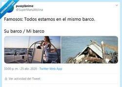 Enlace a Tal vez pase como con el Titanic por @supermanumolina