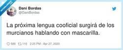Enlace a Una nueva lengua, por @DaniBordas