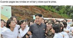 Enlace a Mirando información de Kim Jong-un en Google, te das cuenta de que tiene fotos para cualquier ámbito de la vida, por @Mine_Jam_