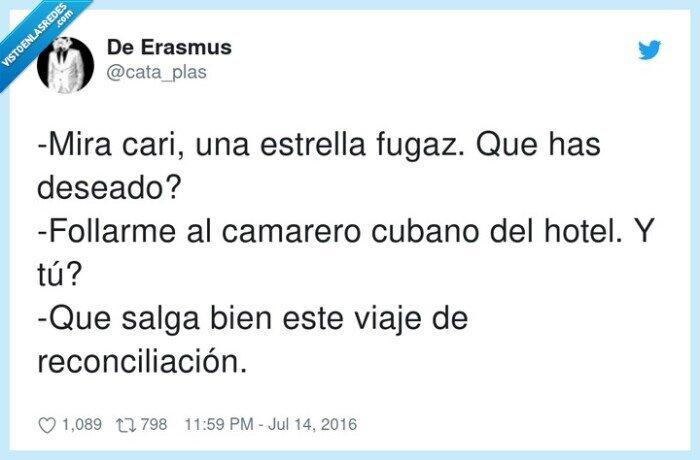 camarero,cubano,estrella,reconciliación
