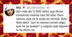 Enlace a Esta chica critica las pizzas de Ayuso pero le sacan un tweet de su pasado que la tiran por el suelo, por @mejoreszasca