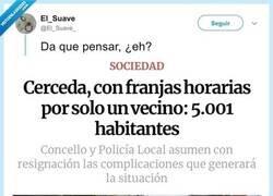 Enlace a Tremendo y muy sospechoso lo que ha pasado en este pueblo de 5001 habitantes, por @El_Suave_