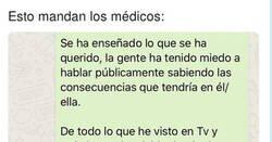 Enlace a El texto que mandan los médicos por Whatsapp y que nos da un hostiazo de realidad, por @AlgarraCastillo
