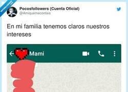Enlace a Fan de esta madre, por @Amiquemecontais