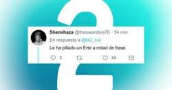 Enlace a Al CM de la 2 se le escapa un tweet a medias y todo el mundo se lanza a adivinar el significado