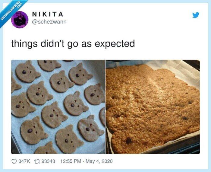 forma,galletas,horno