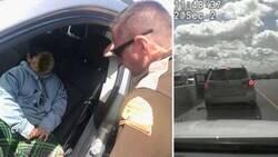 Enlace a La policía de Utah detiene a un niño de 5 años que conducía un todoterreno con oscuras intenciones, por @elmundoes