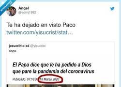 Enlace a Pobre Paco, por @admj1992