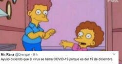 Enlace a Hilo de escenas de los Simpson que describen la actuación de algunas personas durante la pandemia, por @Drengar