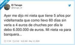 Enlace a Ya puedes echar horas, por @tarugo_el