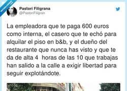 Enlace a La revuelta de la España que hace madrugar a otros, por @PastoriFiligran