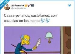 Enlace a Caaaayetanos, por @mentapolemic
