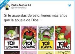 Enlace a Qué recuerdos, por @padreanchoa2