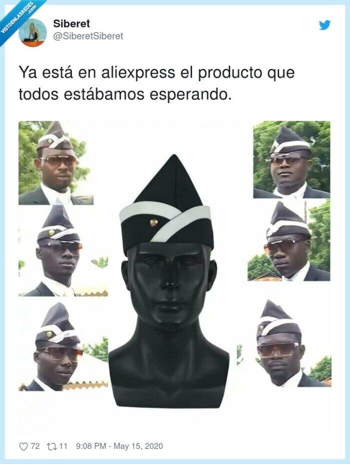 aliexpress,coffin meme,gorro