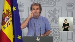 """Enlace a Tenemos otra firme candidata a ganadora del famoso concurso """"Hazle una pregunta de mierda a Fernando Simón"""", por @SiberetSiberet"""