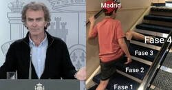 Enlace a Madrid pide el pase adelantado a la fase 2 y todo twitter se parte, por @elmundoes