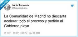 Enlace a Ya que están en racha, por @TaboadaLucia