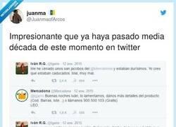 Enlace a Historia de twitter, por @JuanmaofArcos