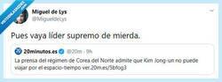 Enlace a Ya cualquiera puede ser dictador, por @MigueldeLys