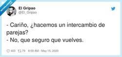 Enlace a No me fío de tus ideas, por @El_Gripao