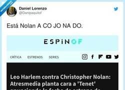 Enlace a Nolan llorando en su casa, por @Danipaquitof