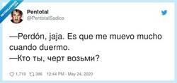 Enlace a  Dónde has ido a parar, loco, por @PentotalSadico