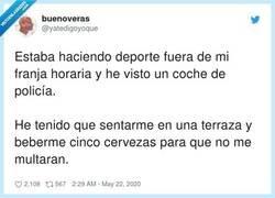 Enlace a Es triste pero es así, por @yatedigoyoque